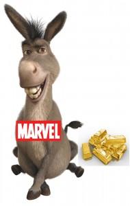 Donkey-Marvel